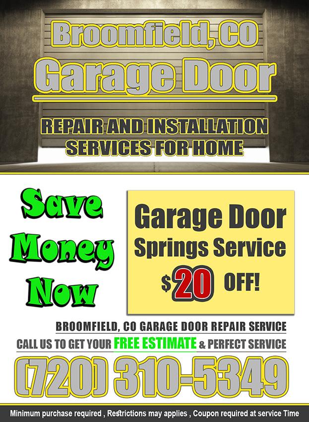 Garage Door Broomfield CO
